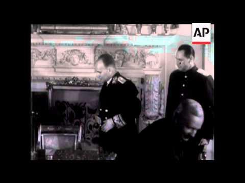 Soviet Honours Service Chiefs