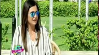 هالة أبوعلى: المرأة احتلت مكانة هامة فى المؤتمر الوطنى للشباب..'فيديو'