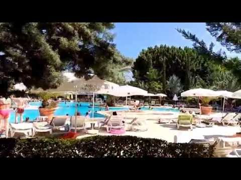 Barbaross Pasha's Beach Club 4* (Side) Review Turkey Türkiye