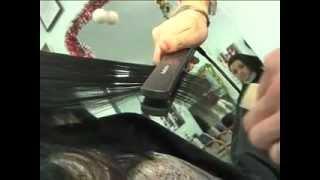 ламинирование волос (шелковистые)