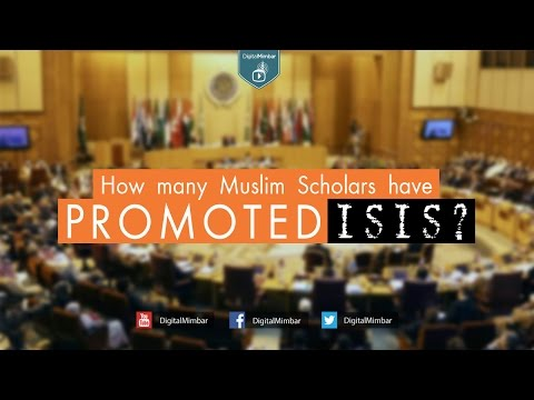 How many Muslim Scholars have Promoted ISIS?