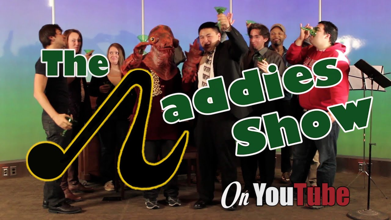 The Laddies Show Trailer