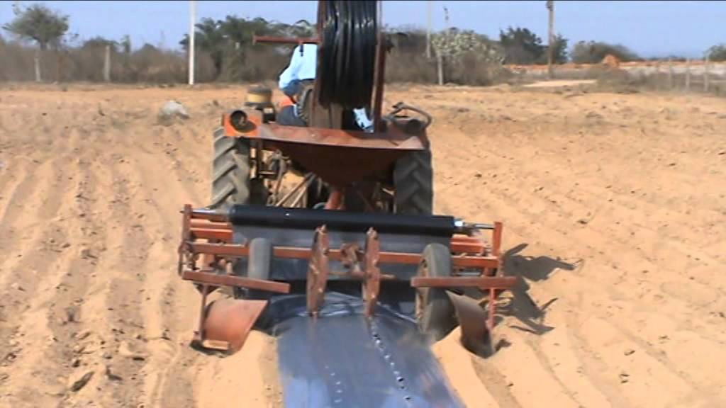 mulch maker machine