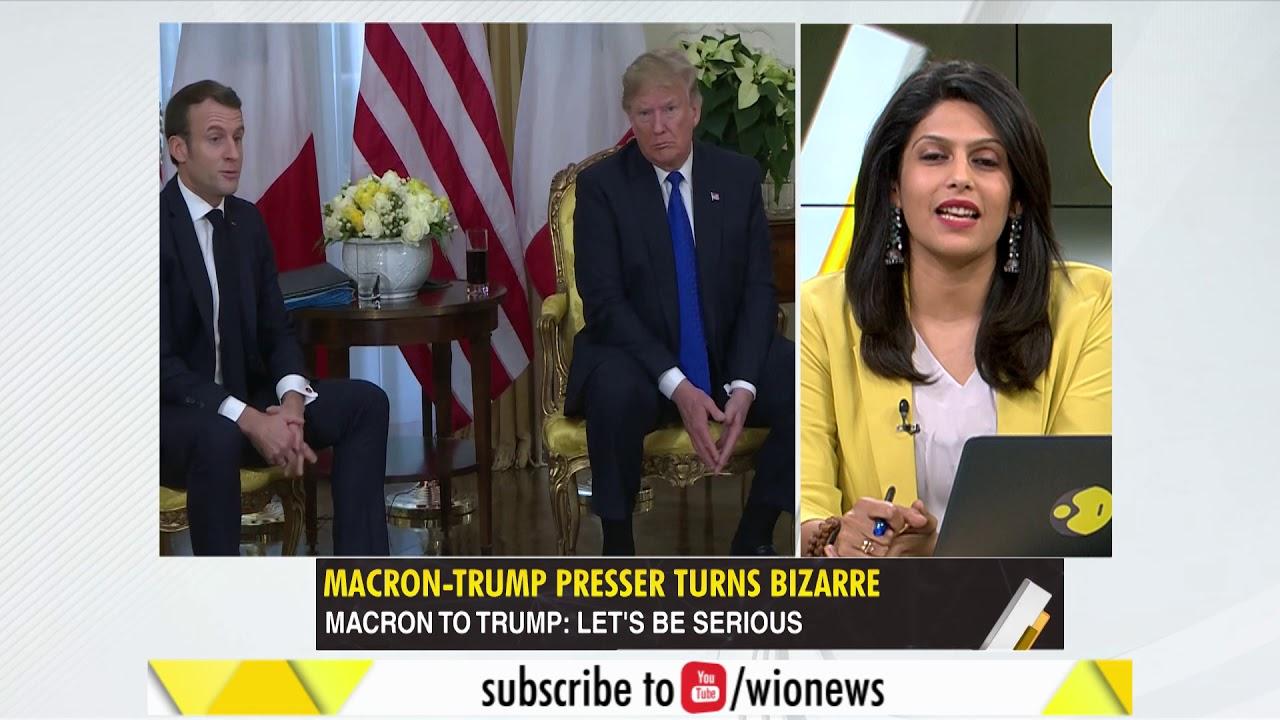 Gravitas: NATO Summit: When Trump met Macron