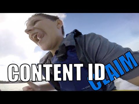 I received a Content ID Copyright Claim from YouTube. What is Content ID Claim?