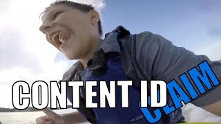 i received a content id copyright claim from youtube what is content id claim?