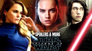 Star Wars Episode 9 Spoilers Leaked! Kylo, Mara & Rey! (WARNING) Star Wars News