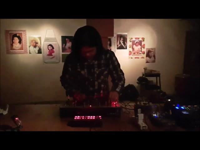 Gen Thalz was live... @Noisefest 3 in Limbo [1st half, Techno]