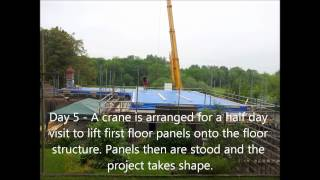 Bury St Edmunds First Floor Timber Frame Extension