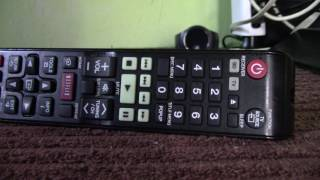 Reset Control Remoto Samsung