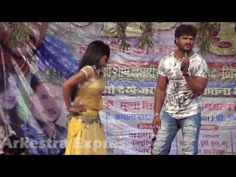 Khesari lal yadav stage show in sonebhadra !!!!सोनभद्र में पहली बार खेसारी लाल यादव  बहुत ज्यादा भीड