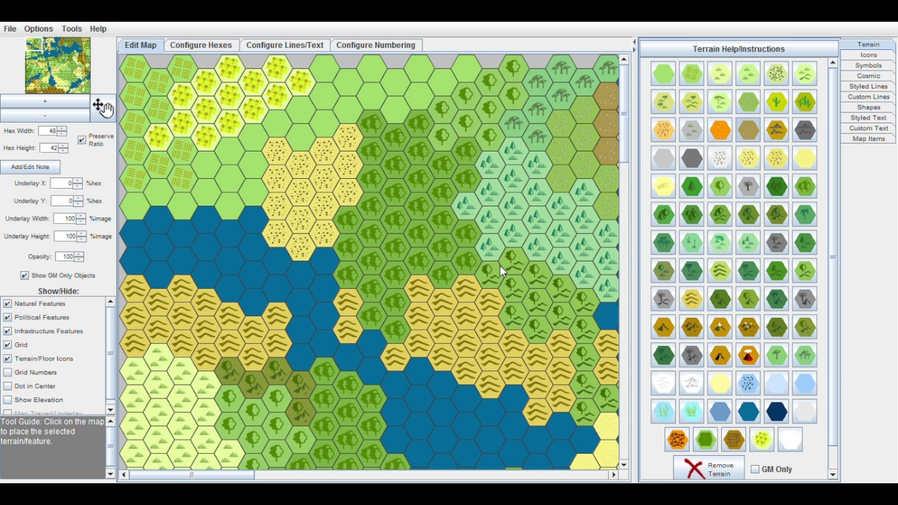 Hexographer World Map.Hexographer Map Making Part 1 Youtube