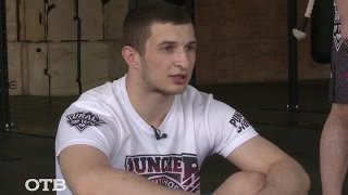 Утренняя зарядка в стиле MMA (часть 5)