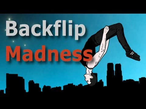 Backflip Madness - Universal - HD Gameplay Trailer