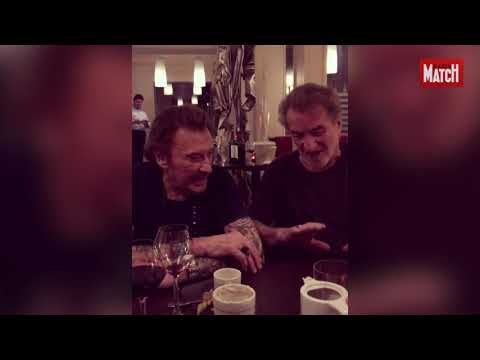 "Johnny Hallyday et Eddy Mitchell, ""Vieilles canailles"" à Clermont-Ferrand"