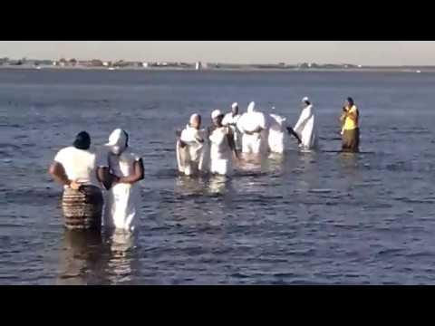 El Shaddai Baptism 2016