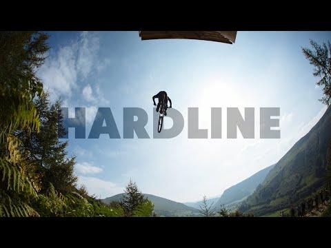 Aggressive Downhill Mountain Bike Racing – Red Bull Hardline