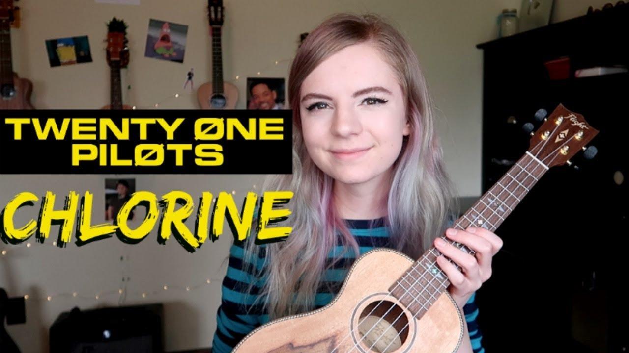 Ongebruikt Chlorine - twenty one pilots (ukulele cover) - YouTube AW-42