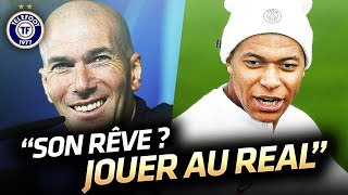 VIDEO: Zidane confirme le REVE de Mbappé - La Quotidienne #572
