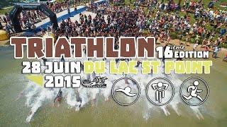 Triathlon du Lac St-Point, Pontarlier