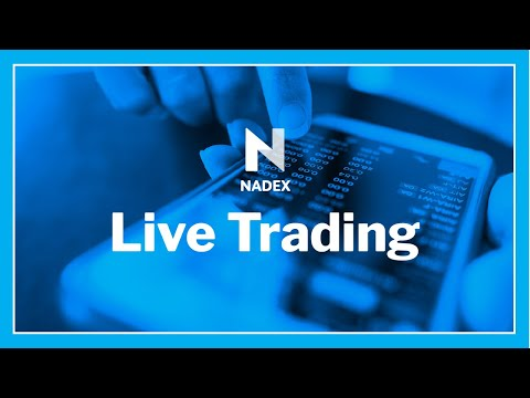 Live Trading and Analysis on the Energy Markets