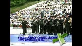 Latgales dziesmu svētki Daugaupilī 19.06.2005