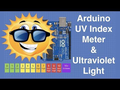Build an Arduino UV Index Meter | DroneBot Workshop