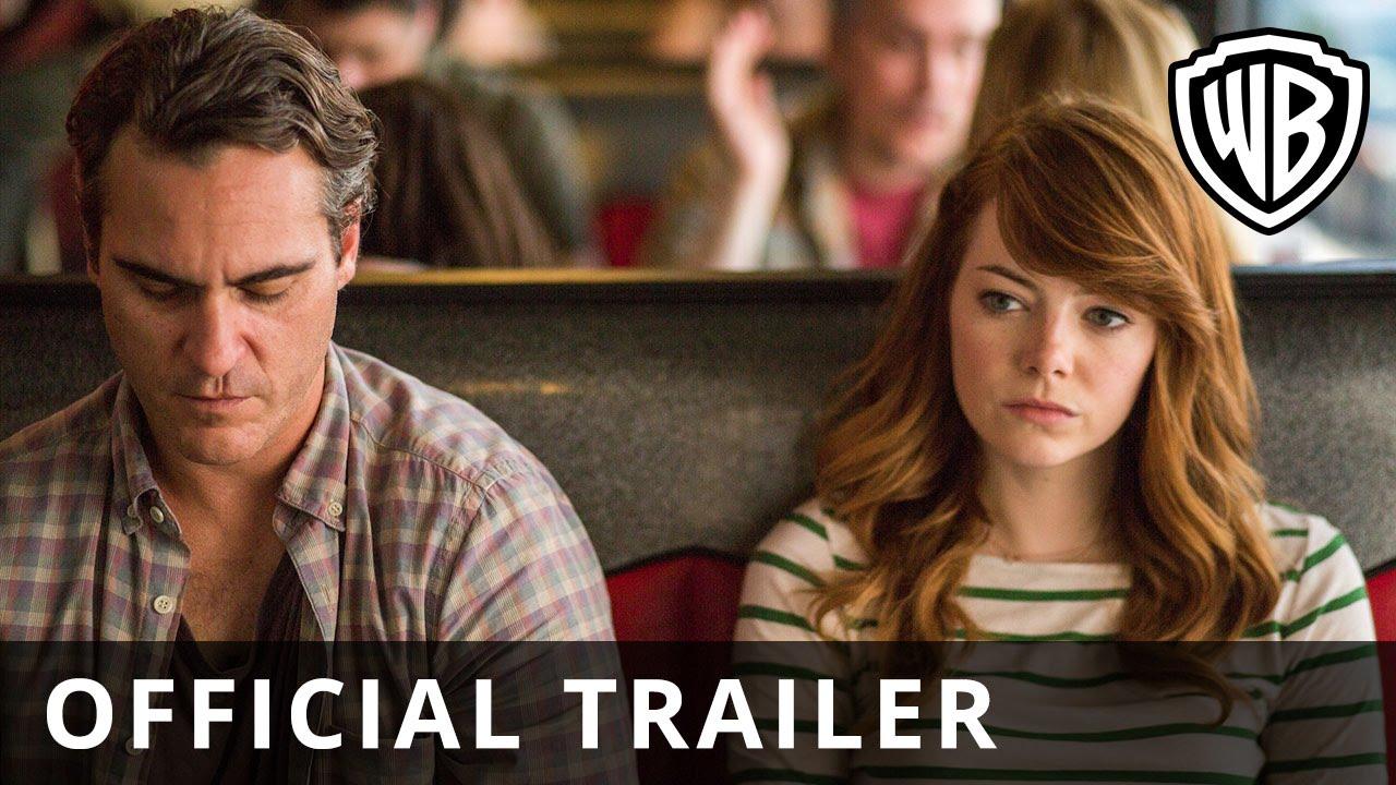 Irrational Man Trailer