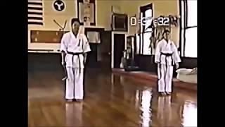 Kama Kata 1 Kaicho Isao Kise