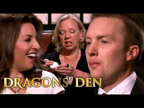 Farmer's Pimped Convenience Products Crack The Dragons Up! | Dragons' Den