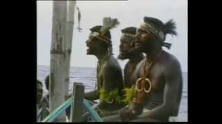 "SHUT DOWN band of Rabaul-""Ailan Blong Mi""-1991-Video Clip."