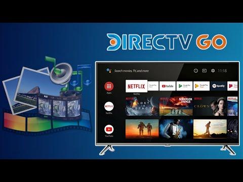 DIRECTV GO En Una TV BOX - Pruébalo Totalmente Gratis
