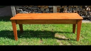 Garden Bench For Pallet Upcycling Challenge 2015