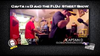 TDJTS: 360MIX  & Captain D from FLDJs Regulating the Mic / Global Funk Radio