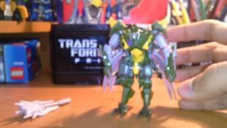 Обзор игрушки transformers prime - Hardshell