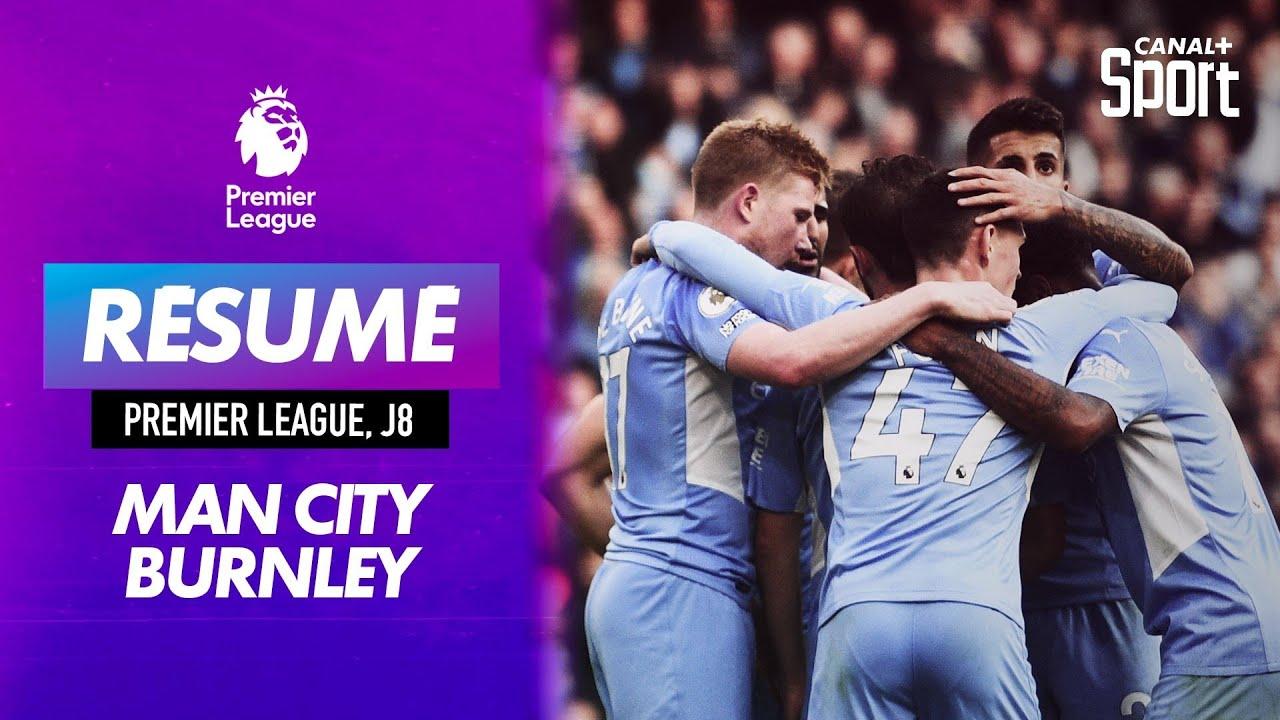 Download Le résumé de Manchester City / Burnley - Premier League (J8)