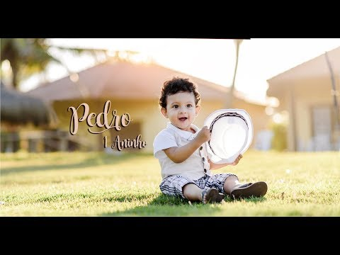Pedro - Meu 1º Aninho {Promete - Ana Vilela}