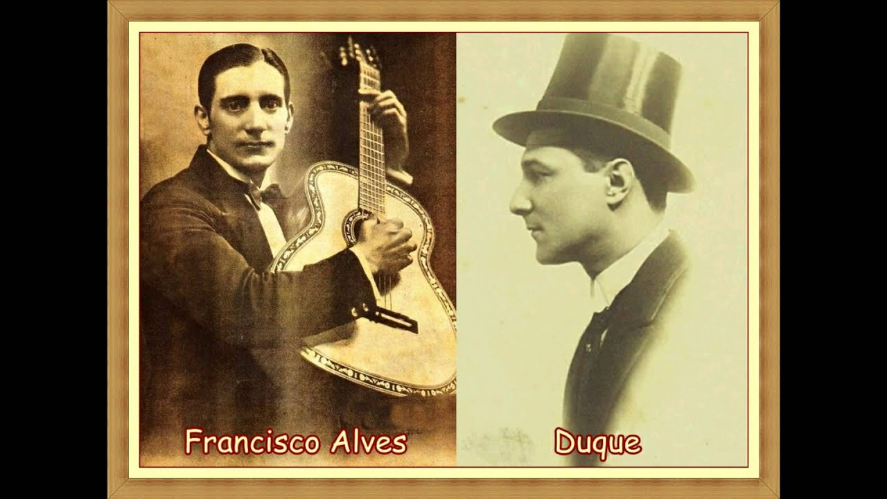 Francisco Alves: Primeiro Disco Elétrico/A