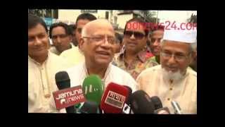 Muhith on Syed Ashraf's removal from LGRD ministry