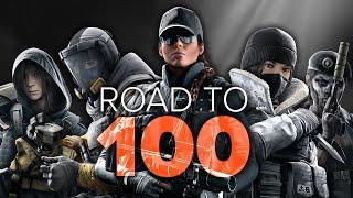 Rainbow Six Siege: The Road to 100 Operators