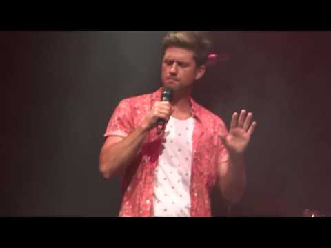 Aaron Tveit - What About Love/I Wanna Dance With Somebody - Boston HOB - 8/27/16