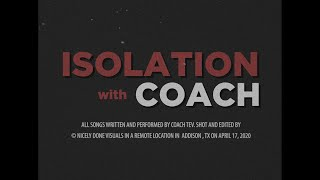 Isolation w Coach ⛹🏽‍♂️ | intimate in-house performance