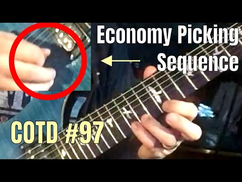 2-String Economy Picking | ShredMentor Challenge of the Day #97