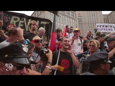 "Anarchist/Communist at RNC ""They"