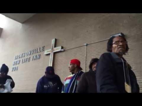 Prison or Homeless Shelter, Jacksonville, Fl. 1.23.15