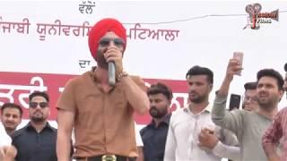 Preet Harpal: Pagg Wali Selfie live show rajpura 2017