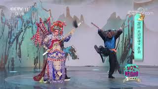 [梨园闯关我挂帅]京剧《挑滑车》片段 表演:杜奕衡 王俊| CCTV戏曲 - YouTube