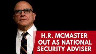 H.R. McMaster's exit is the latest in a series of high-profile shak...