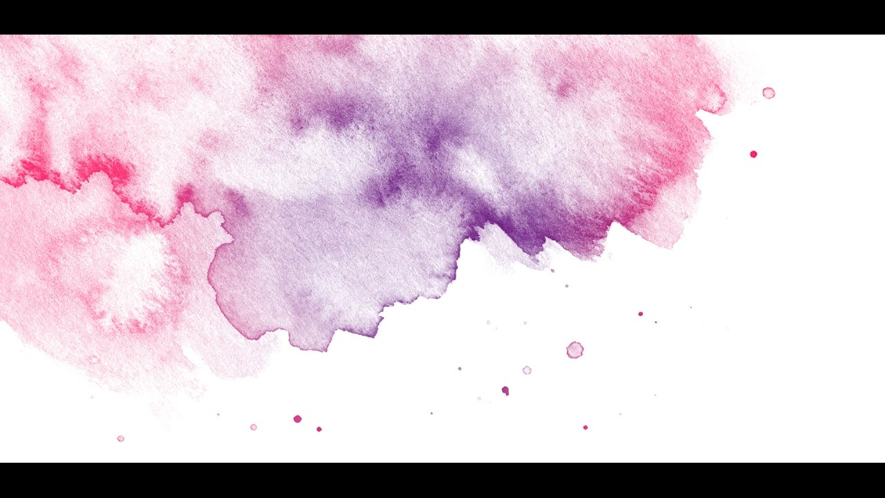 How To Create A Watercolor Photoshop Brush Youtube