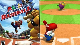 MARIO BASEBALL IS AMAZING - Mario Superstar Baseball Gameplay